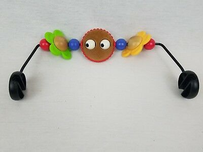 Baby Bjorn Googly Eyes Toy for Bouncer Balance Babysitter Wooden Plastic