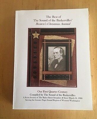 Best of Sound of the Baskervilles' Beaten's Christmas Annual  1st Ed. 2008