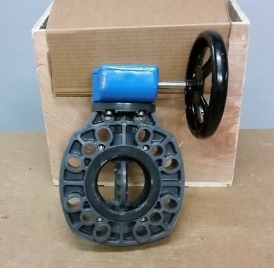"Cepex CPX16708GR 3"" Butterfly Valve"