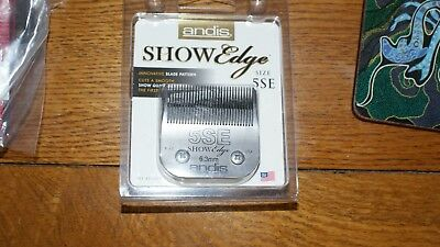 Andis Show Edge Size 5Se Blade Fits All Andis And Oster