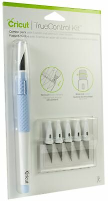 Cricut TrueControl Knife Kit-Blue