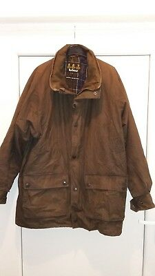 Barbour waterproof and breathable jacket XL