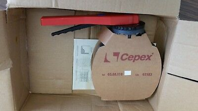"Cepex CPX02583 4"" Butterfly Valve"