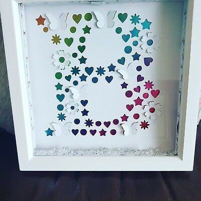Various designs  cut out pop up in a beautiful quality frame.