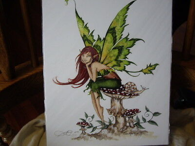 Fairy Print ~ Amy Brown Art ~ Thinking of You ... ~ New