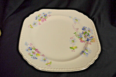 Vintage Salem China Co. Rose Furniture Company High Point, NC Advertising Plate