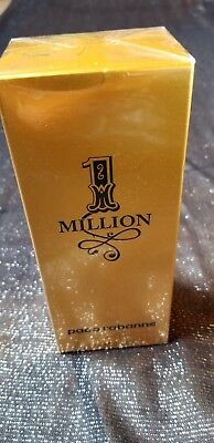 Paco Rabanne One Million EDT Eau de Toilette 100 ml (1 Million Pacco) Orig; OVP
