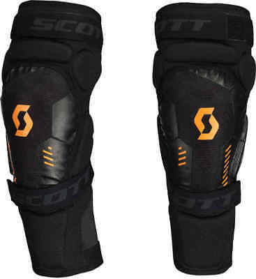 Scott Softcon 2 Adult Enduro Mx Motocross Soft Knee Guards Pads