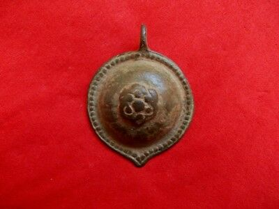 CELTIC or ROMAN SUN AMULET SOLAR TALISMAN dated in  I century AD.
