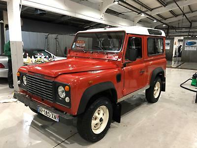 1988 Land Rover Defender  Land Rover Defender 90 Station Wagon USA Exportable LHD Turbo Diesel