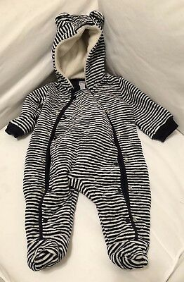 Nordstrom Bunting Baby Snow Suit 6 Months