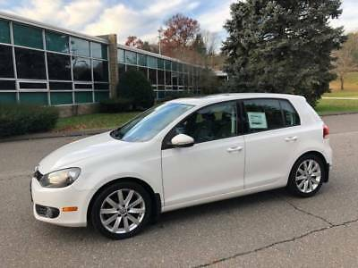 2011 Volkswagen Golf Golf TDI Turbo DIESEL 1 Owner - NO Accidents - Golf TDI Turbo DIESEL - no reserve