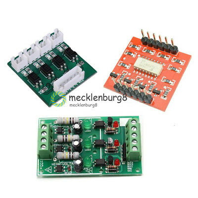 1X 3/4 Channel Optocoupler Isolation Opto-isolator High/Low Level TLP281 Module
