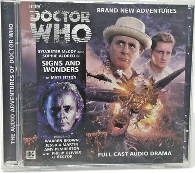 Doctor Who # 191 - Signs and Wonders  - Big Finish