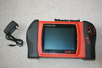 SNAP-ON MODIS ELITE Scan Tool Automotive Scanner w/ European v14 2 software  Body