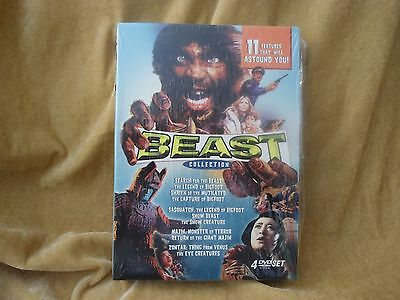 The Beast Collection (2009) [4 Disc 2-Sided DVD]
