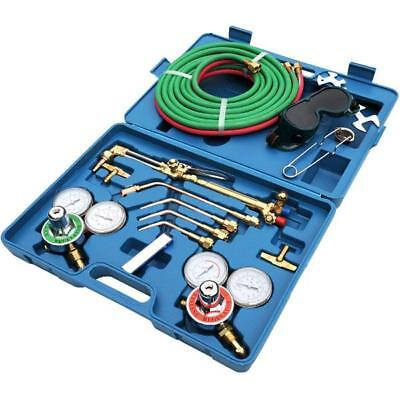Welding And Cutting Kit Bmc Acetylene Regulator Oxygen Regulator Set Welding And