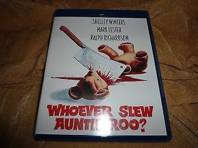 Whoever Slew Auntie Roo? (1972) [1 Disc Region: A Blu-ray]