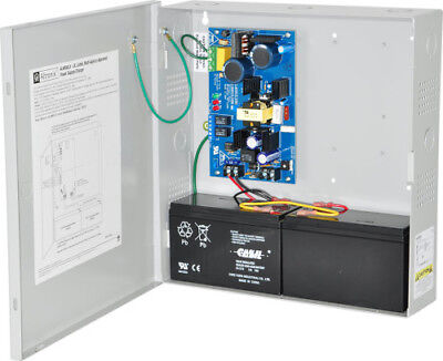 AL400ULX Power Supply Charger, Single Class 2 Output, 12/24VDC @ 4A, 115VAC,
