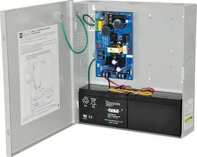 AL300ULX Power Supply Charger, Single Class 2 Output, 12/24VDC @ 2.5A, 115VAC,