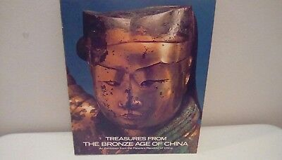 Treasures from the Great Bronze Age of China : An Exhibition from the People's R