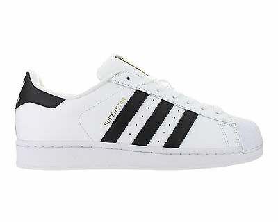 Mens Adidas Superstar Adidas Originals White Black C77124