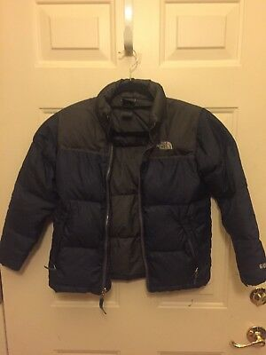 The North Face Boy's Andes 600 Down Jacket Puffer M 10/12