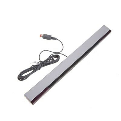 Wired Practical Sensor Receiving Bar With USB Cable For Nintendo Wii / Wii U