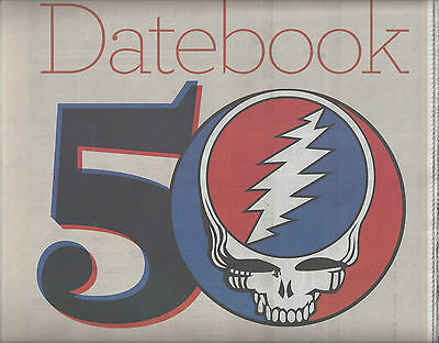GRATEFUL DEAD: THEIR 50th ANNIVERSARY FINAL CELEBRATION 6-21 to 6-27 2015...NEW!