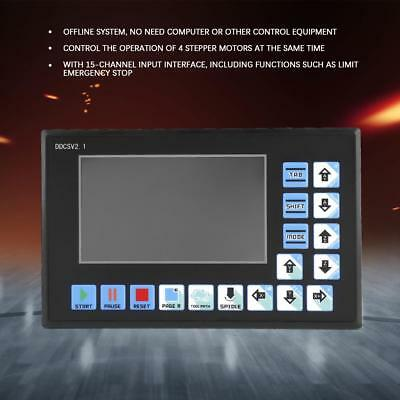 2 AXIS OFFLINE Control System Board+TFT LCD Panel DIY CNC/Laser