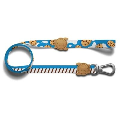 Zee Dog Leash with Power Hook - Milky & Cookies Dog Lead - 2 Sizes