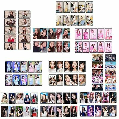 10PCS/SET Kpop TWICE YES or YES HD Waterproof Photo Card Crystal Card Sticker