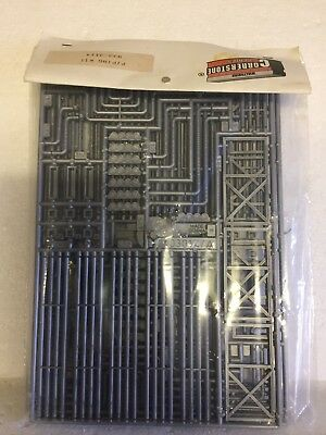 Walthers Ho Scale Piping Kit