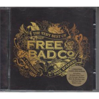 FREE AND BAD COMPANY Very Best Of Free And Bad Company Featpaul Rodgers CD 15