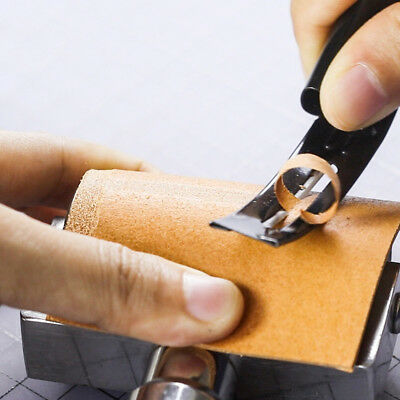 Skiving Leather Specialist Craft Tools Cutting Edge for Cutter Punch