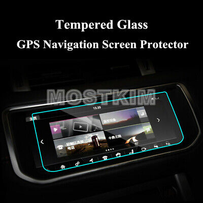 10.2 GPS Navigation Screen Protector For Land Rover Range Rover Evoque 2017-2018
