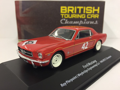 FORD MUSTANG 1965 Roy Pierpoint  BTCC 1.43