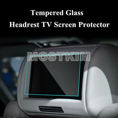 2X Car Seat Headrest TV Screen Protector For Land Rover Range Rover & Discovery