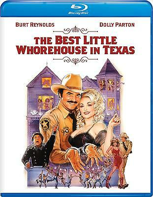 The Best Little Whorehouse in Texas Burt Reynolds Comedy Blu-ray 025192112089