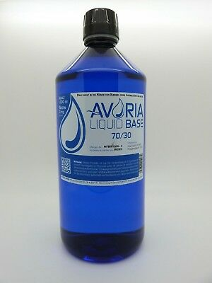 AVORIA Base VG PG VPG-Basen Liquid Original Aromen Mischen Germany 100ml-1000ml