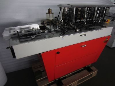 Bell & Howell Phillipsburg Kuvertiermaschine 7200 CE2 inserting sealing machine