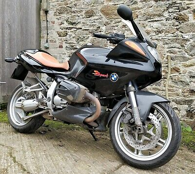 2000 BMW R1100S Sport 47601mls RUNS & RIDES NEEDS SOME TLC. SPARES OR REPAIRS