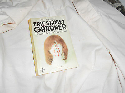 Case of the Restless Redhead by Erle Stanley Gardner (Paperback, 1973)