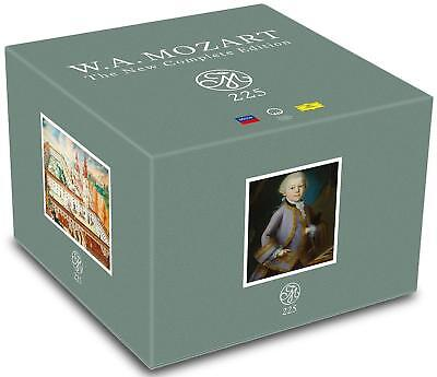 Mozart 225: The New Complete Edition [CD] *used