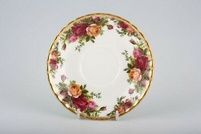 Royal Albert - Old Country Roses - Made in England - Breakfast Saucer - 133477Y