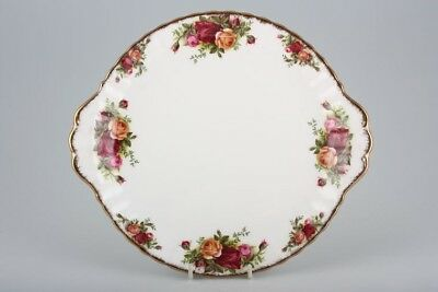 Royal Albert - Old Country Roses - Made in England - Cake Plate - 133481Y