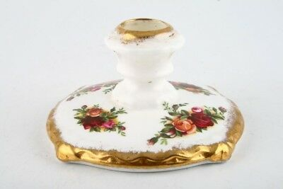 Royal Albert - Old Country Roses - Made in England - Candlestick - 193898Y