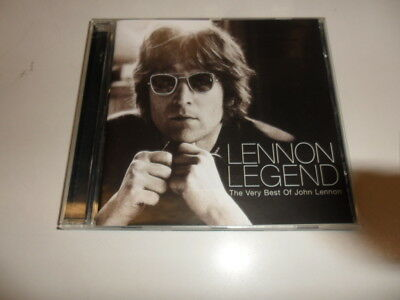 CD  John Lennon ‎– Lennon Legend - The Very Best Of John Lennon