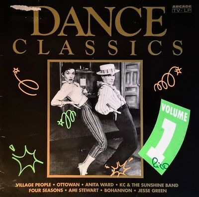 Various ‎– Dance Classics Volume 1 Vinyl Sampler
