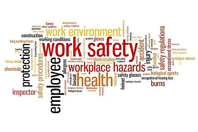 NVQ Level 5 Diploma in Occupational Health and Safety 3654-06 (Completed 2018)